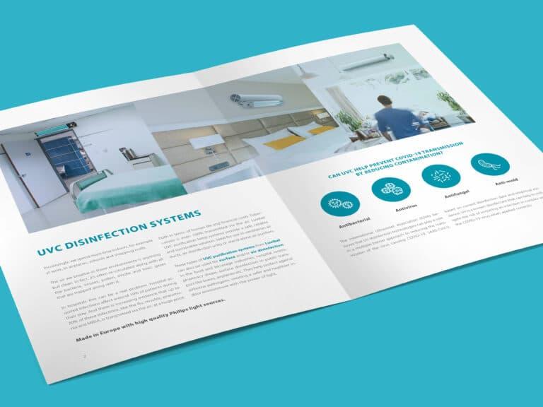 Luxibel UVC - brochure